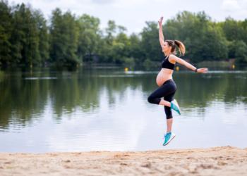 Poți face jogging când ești însărcinată?